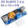 DC-DC понижающий преобразователь XL4015 E1 + радиатор