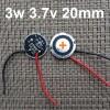 Драйвер LED фонарика 3w 3,7v-4,2v 20мм 5 режимов