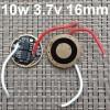 Драйвер LED фонарика 10w 3,7v-4,2v 16мм CREE
