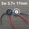 Драйвер LED фонарика 3w 3,7v-4,2v 17мм 5 режимов