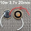 Драйвер LED фонарика 10w 3,7v-4,2v 20мм CREE
